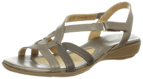 naturalizer-cooper-damen-us-9-metallische-slingback-sandale