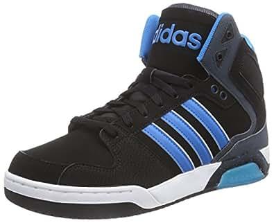 adidas  BB9tis Mid, basket hommes - Noir - Noir/bleu, 46