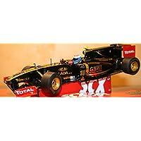 Slot SCX Scalextric A10079X3U0 Lotus Renault F1 Petrov