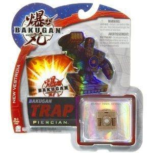 Piercian (Subterra) - Bakugan Trap New Vestroia Series -