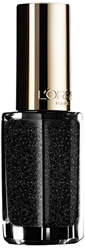 L'Oréal Paris - COLOR RICHE, Smalto per unghie glitterato, 840 Glitter Diamant Noir