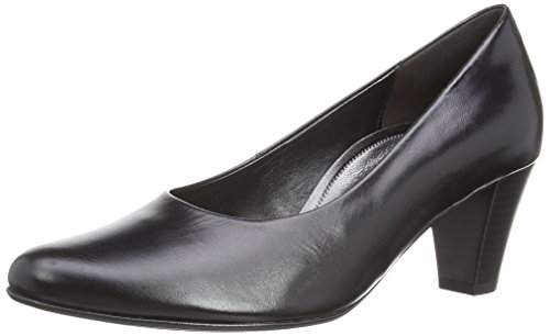 Gabor Beautiful 2, Escarpins femme Noir (Black)