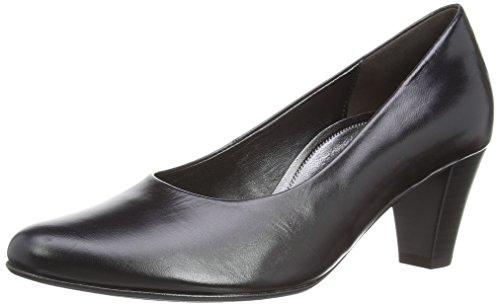 Gabor Shoes 06.170.37_Gabor Damen Pumps Schwarz (Schwarz)