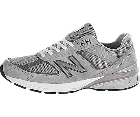 New Balance M 990 GL5 Grey Größe: 11,5(45,5) Farbe: Grey