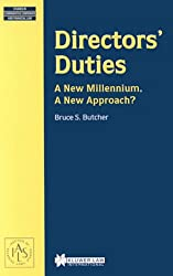 Directors' Duties, A New Millennium, A New Approach? (Studies in Comparative Corporate & Financial Law)
