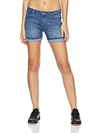 Jealous 21 Women's Cotton Shorts
