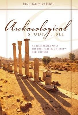 [( Archaeological Study Bible-KJV: An Illustrated Walk Through Biblical History and Culture[ ARCHAEOLOGICAL STUDY BIBLE-KJV: AN ILLUSTRATED WALK THROUGH BIBLICAL HISTORY AND CULTURE ] By Zondervan Publishing ( Author )Aug-17-2010 Hardcover By Zondervan Publishing ( Author ) Hardcover Aug - 2010)] Hardcover