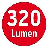 Brennenstuhl Solar LED-Leuchte Premium SOL LH0805 P1 IP44 mit Infrarot-Bewegungsmelder 8xLED Anthrazit, 1179320 -