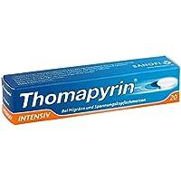 Thomapyrin intensiv Tabletten, 20 St. - preisvergleich