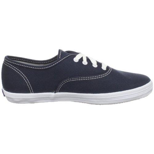 Keds kids CHAMP CVO KT31577F Unisex-Kinder Sneaker Blau (Navy/White)