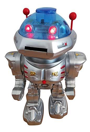 Seruna Toller R/C Ferngesteuerter Roboter, A193/00, Spielzeug für Jungen und Mädchen, rc Kinderspielzeug mit Fernbedienung, Kinderroboter als Geschenk
