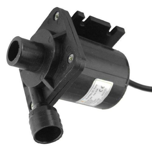 Tangda DC 24V Wasserpumpe Tauchpumpe Geschwindigkeit einstellbar 423GPH 43ft DC50B-24130A Brushless Water Pump Gartenpumpe