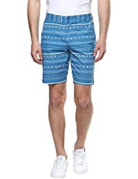 Urban Eagle By Pantaloons Men's Cotton Shorts