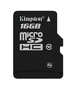 Kingston Micro Secure Digital High Capacity (SDHC) 16GB Speicherkarte