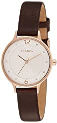 Skagen Chronograph White Dial Womens Watch-SKW2472I
