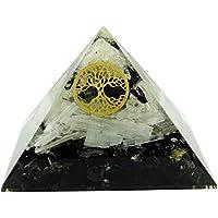 HARMONIZE Turmalin Quarz-Stein Orgon Pyramide-Energie-Generator Reiki Kristall Chakra preisvergleich bei billige-tabletten.eu