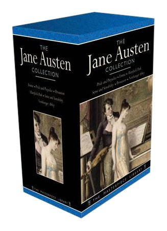 The Jane Austen Collection: Written by Jane Austen, 2010 Edition, Publisher: Arcturus Publishing Ltd [Paperback]