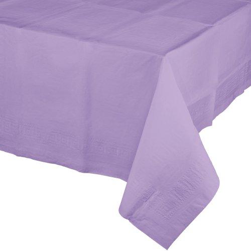 Creative convertir Papier Banquet Housse de Table, Luscious Lavande