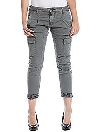 Timezone Damen 7/8 Hose New AlaniTZ 3D cargo pants
