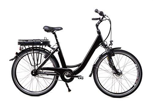 Fahrrad E-Bike E-Fahrrad E-Citybike Elektrofahrrad Pedelec Cityrad City Stadtrad 26 Zoll Damenfahrrad Damen Bike