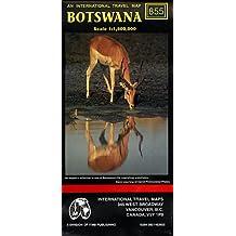 Botswana. 1/1 500 000