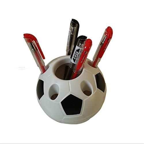 XIAOQIU Stiftehalter Fußball Multi-Station Stifthalter Kunststoff Stifthalter Stifthalter Geschenk StiftSchulbüro