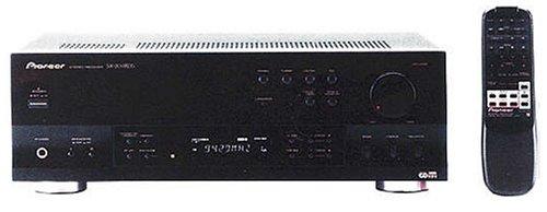Pioneer SX-209-RDS HiFi-Receiver schwarz
