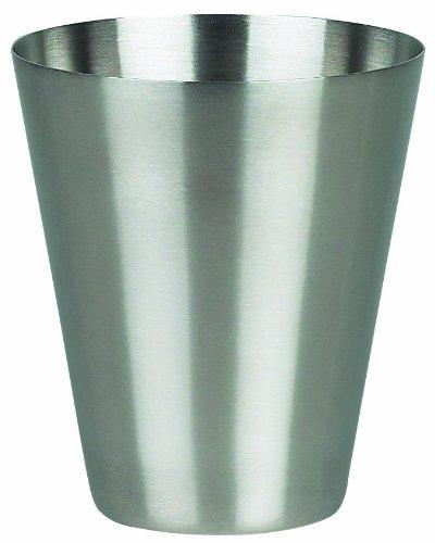 Spirella 10.13000 - bicchiere porta spazzolini in acciaio inox