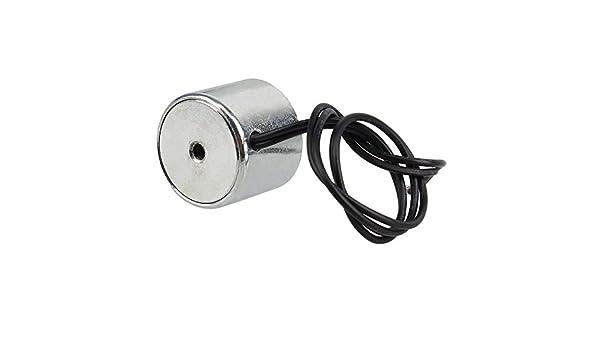 CNBTR M/étal 5kg 5kg /électrique Aimant De Levage Support /électro-aimant 6V DC 0.68A 50N