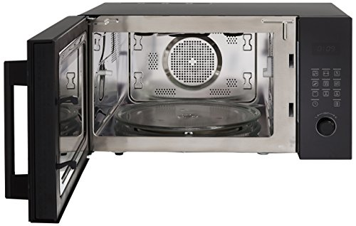 Bosch 28 L Convection Microwave Oven (HMB45C463X, Black) with Borosil Starter Kit