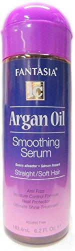 IC Fantasia Argan Oil Smoothing Serum Straight / Soft Hair 183,4ml