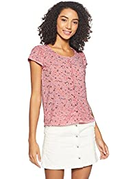 Honey by Pantaloons Women's Flared T-Shirt