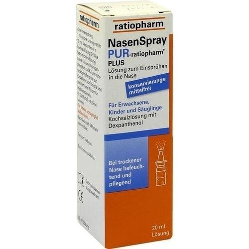 NasenSpray PUR-ratiopharm® PLUS by ratiopharm GmbH