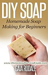 DIY Soap: Homemade Soap Making for Beginners (Sustainable Living & Homestead Survival Series) by Gaia Rodale (2014-09-30)