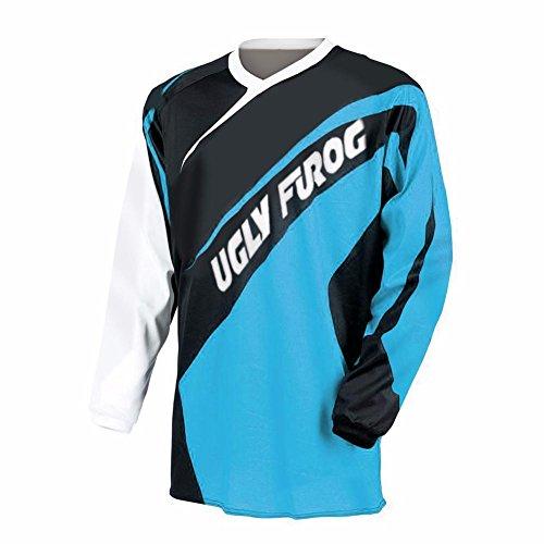Atv Race Jersey (Uglyfrog 2018 Neueste Lange Ärmel Jersey Frühlingsart Motocross Mountain Bike Downhill Shirt Herren Sportbekleidung Kleidung)