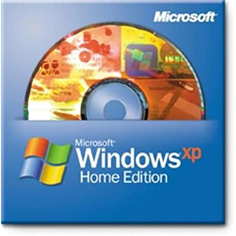 Microsoft Windows XP Home Edition Version 2002