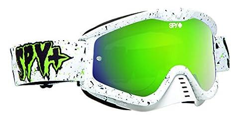 Spy MX Goggles Whip - Club Chainsaw, Smoke W/ Green Spectra, One size, 320791001844