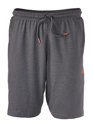Adidas Gym Shorts (adidas Shorts Base Dunkelgrau Gr.S)