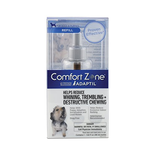 Bild: COMFORT ZONE Dog Appeasing Pheromone Refill for Behavior Control DAP Refill 48ml