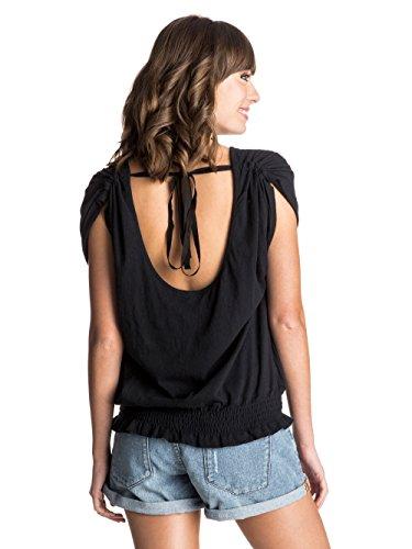 Roxy Damen Shirts Honey J Kttp True Black