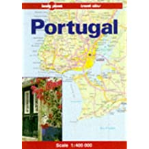 Portugal travel atlas (Lonely Planet Travel Guides)