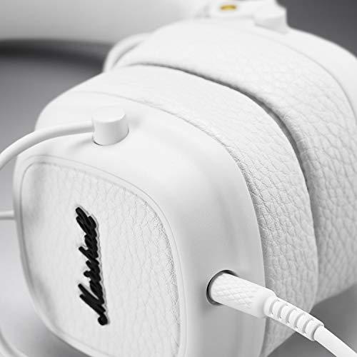 Marshall Major III On-Ear Headphones (White) Image 3