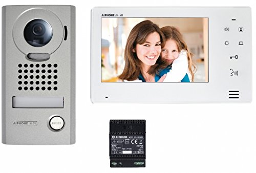 AIPHONE - Kit video platine saillie avec moniteur ecran 7 130400 JOS1V - AIP-130400 Aiphone Video