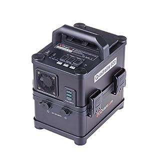 Quadralite 800 Powerpack externe Stromversorgung für Blitze, Laptop, Handy uvm.