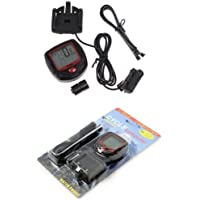 VIO Bicycle Mountain Speedometer Odometer Ride Speedometer Bicycle Accessories,Speedometer,One size