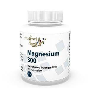 Vita World Magnesium 300mg 150 Tabletten Apotheken Herstellung