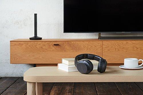 Sony MDR-RF895RK kabellose Kopfhörer (bis zu 100 Meter Reichweite, Geräuschminimierungssystem, 40-mm-Treiber, automatische Frequenzsuche, bis zu 20 Stunden Akkulaufzeit) Schwarz - 17