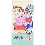 Unbekannt Toalla de Playa de Peppa Pig de 70 x 140 cm PP182012-R