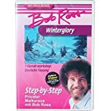 NEU Bob Ross DVD ´Projekt Winter Glory´, 60 Min.