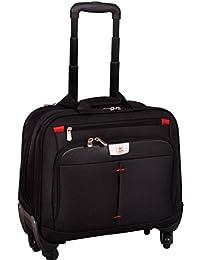 """Laptop-Rollkoffer - Business-Koffer mit 4 Rollen - Laptopfach bis 16"""""""